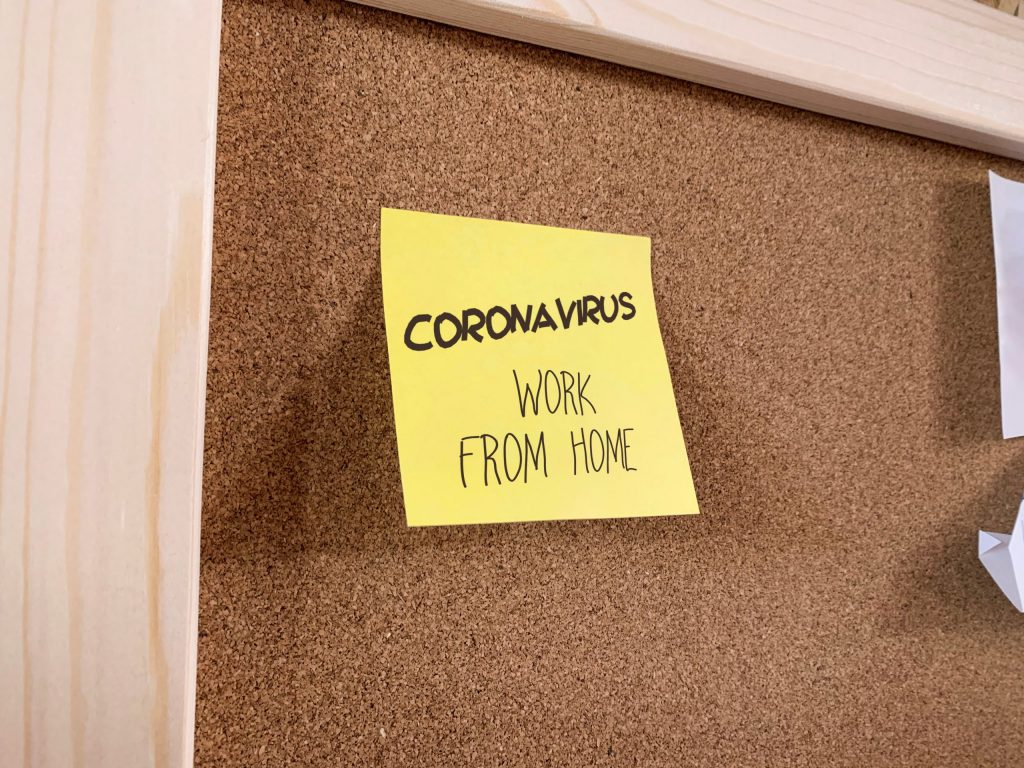 Coronavirus Remote Working